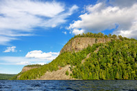 The Palisades of Clearwater Lake